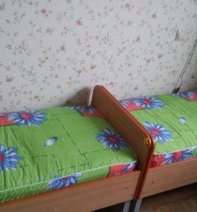 Новые детские кровати и матрацы