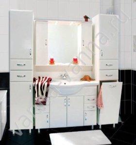 Пенал для ванной комнаты Колумбия