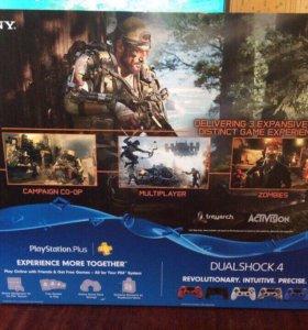 Sony PlayStation 4,новая