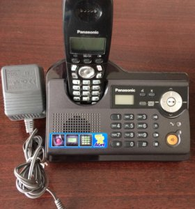 Радиотелефон Panasonic KX-TCD245RU