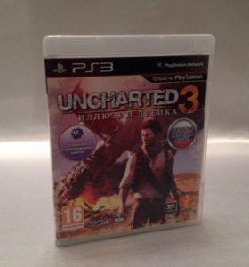 Игры для PS3 Uncharted 3
