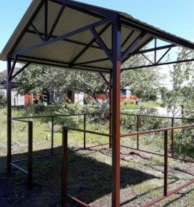Садовые и огородные постройки