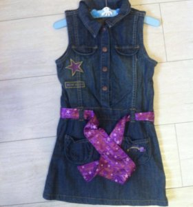 Платье 110-116