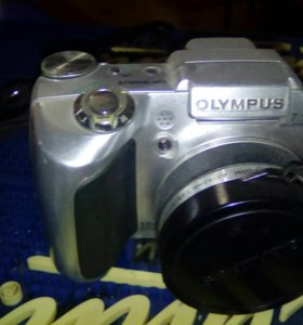 фото аппарат олимус sp 510 uz
