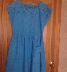 Платье 46-48-50.