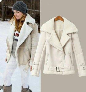курточка новая,фасон под дублёночку