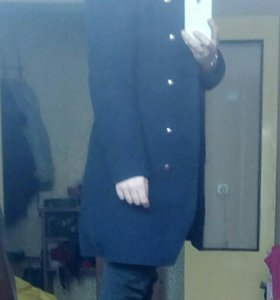 Срочно продам пальто-шинель,Без обмена!