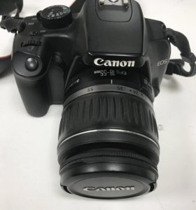 canon eos 1000d 18-55