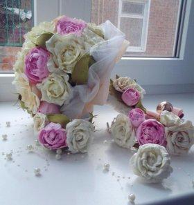 Украшения для невесты, жениха и подружки невесты