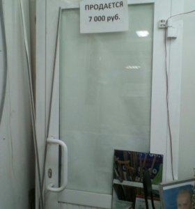Офисная дверь