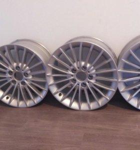 Литые оригинальные диски BMW r17