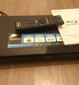 Blu-ray плеер Sony BDP-S360