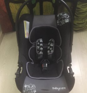 Автокресло Baby Care BC-322 Слоник