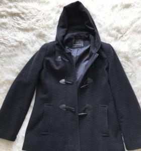 Пальто новое кашемировое