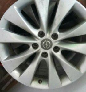 Литые диски R 18