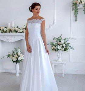 Свадебное платье (новое)