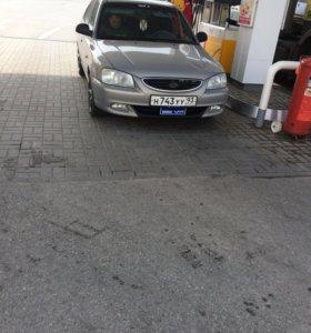 Хундай Акцент