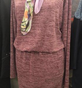Платье новое. Вискоза.
