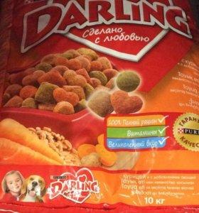 Корм для собак Дарлин 10 кг