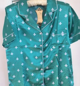 Пижама бирюзовая