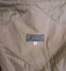 Куртка велюровая