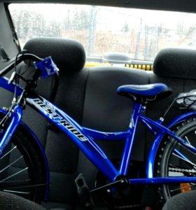 Велосипед Новый 20 р . Цвета разные .