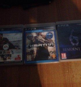Диска на PS3