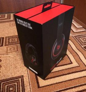 Мониторные наушники Beats Studio 2.0 black