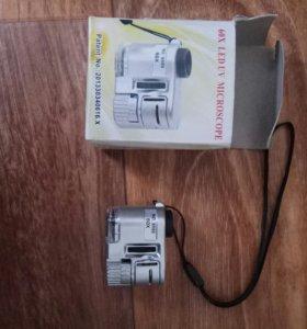 Компактный микроскоп