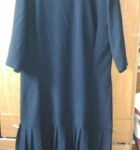 Платье от школьной формы на последний звонок