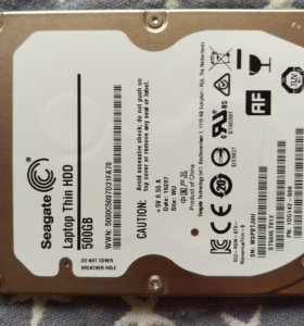 Hdd 500Gb Seagate 2,5""