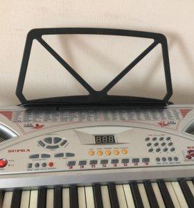 Supra синтезатор