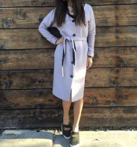 Платье шерстяное от Саши Зверевой, р-р S