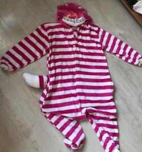 Пижама Чеширский кот