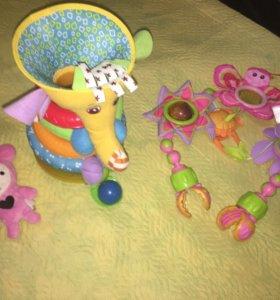 детские игрушки ТиниЛав