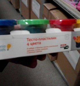 Тесто-пластилин