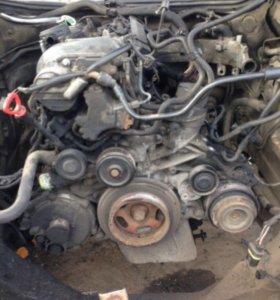 Двигатель для Mercedes W210 M611 2.2 CDI 2000-200