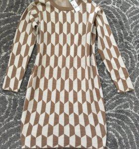 Новое платье Benetton, М ( 44-46 р)