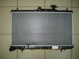 Радиатор охлаждения двигателя Хендай Акцент