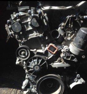 Мотор для Mercedes benz A276 3.5 пробег 25 000 км