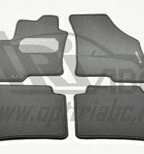 Коврики на Hyundai Elantra