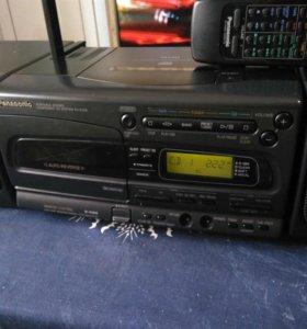 Магнитола Panasonic RX-E300