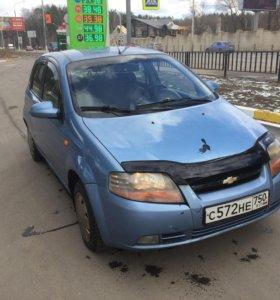 Chevrolet Aveo 2006 1.4мт 94л.с