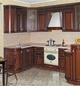 Кухонный гарнитур 077