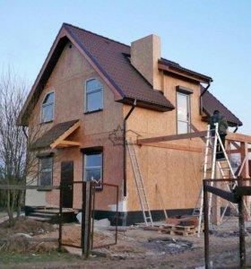 Дом из SIP-панелей за месяц под заселение