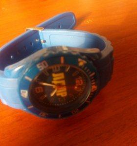 Часы синие ЛДПР