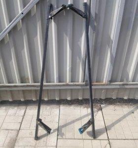 Багажник на крышу на ВАЗ 2109,14