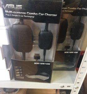 Блок питания и аккумулятор для ноутбука Asus