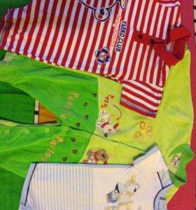 Детская одежда, от 0 до 3