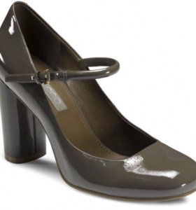 Туфли лакированные Ecco 37 размер